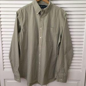 Ralph Lauren custom fit button down LS shirt
